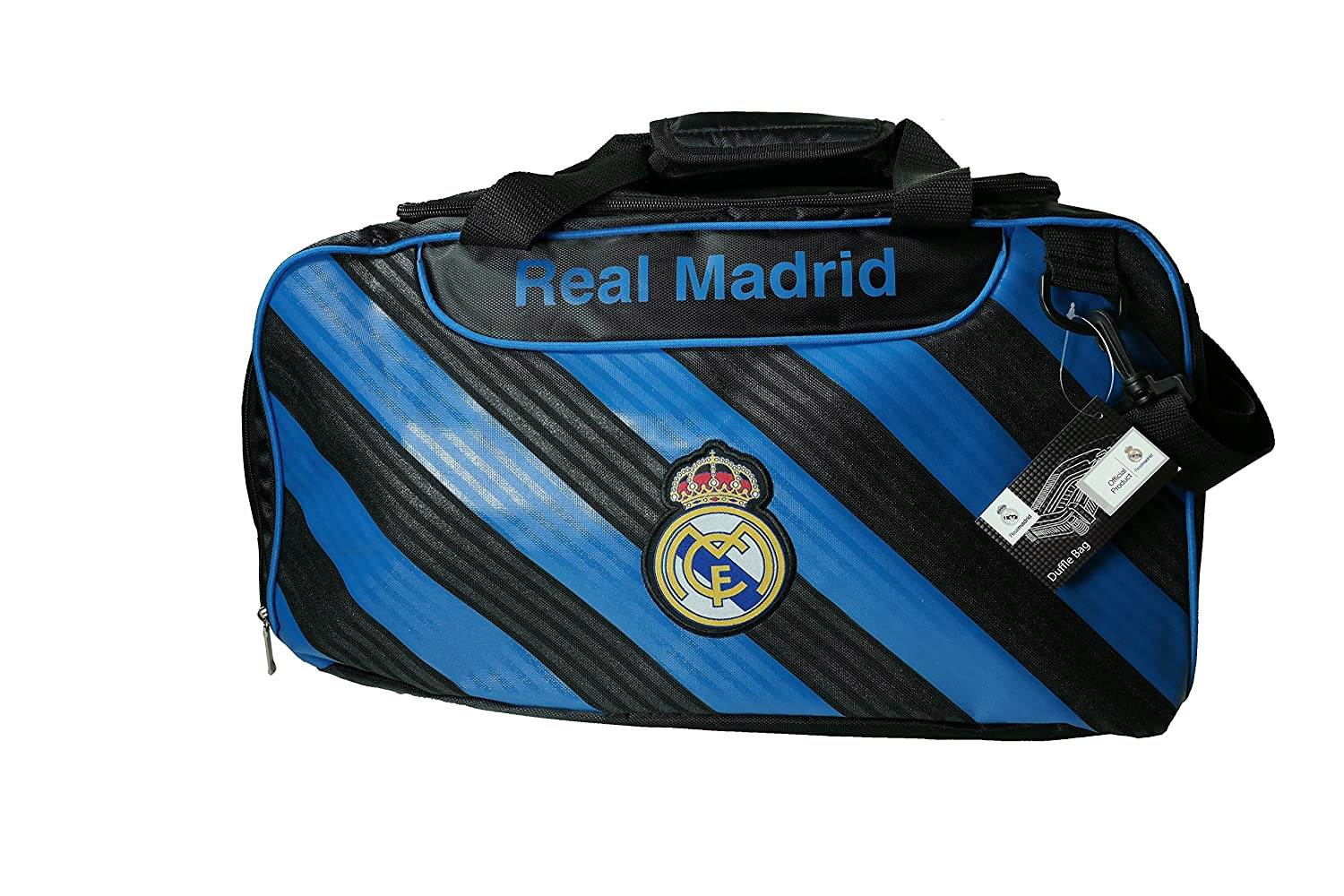 1964cfd6df67 Real Madrid C.F. Authentic Official Licensed Product Soccer Duffel Bag 07