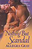 Nothing But Scandal (The Daring Damsels Book 1)