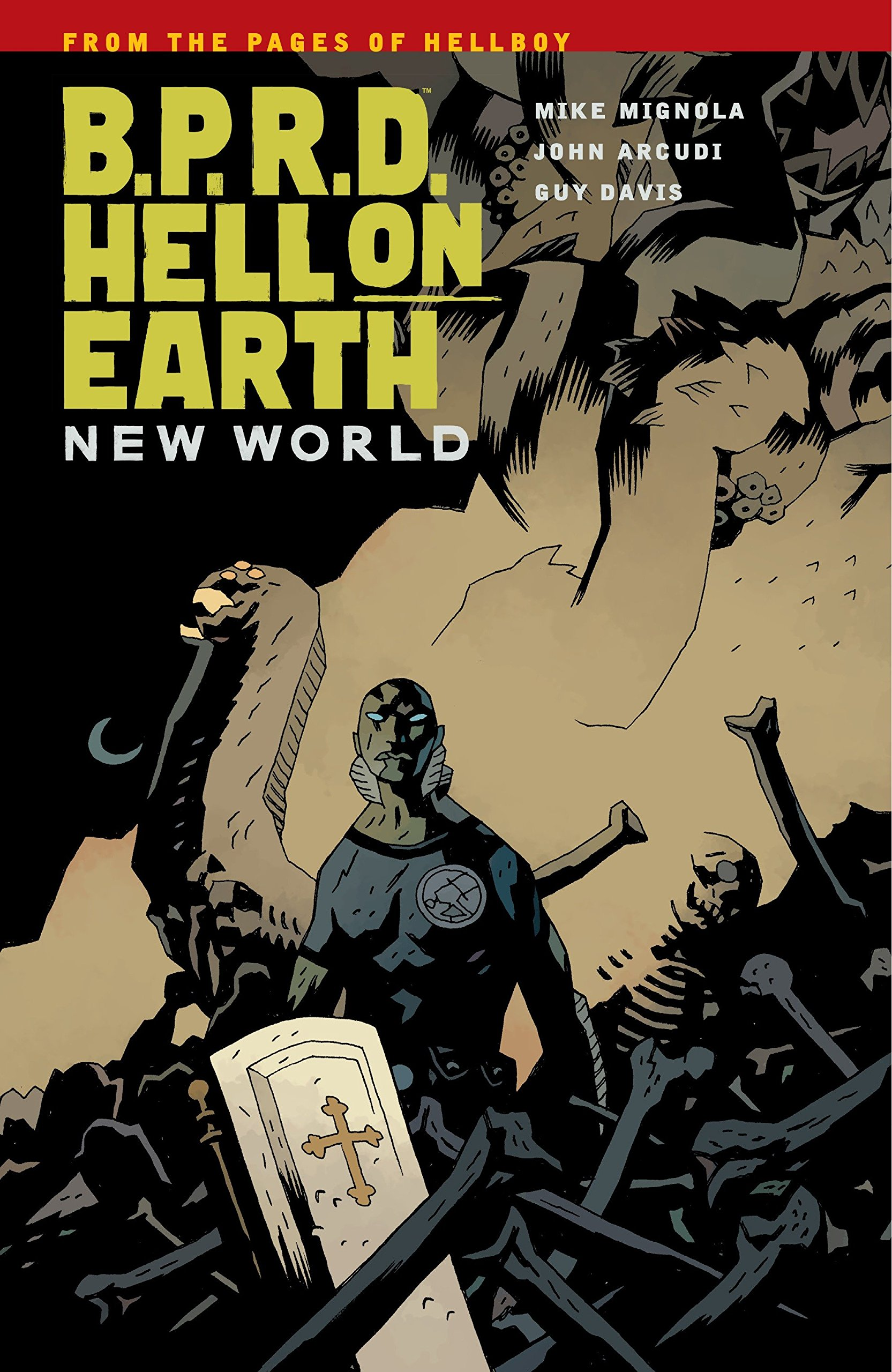 Image result for bprd hell on earth
