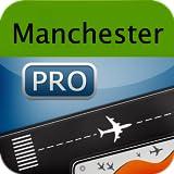 Manchester Airport + Flight Tracker