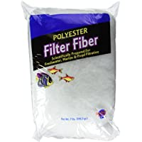 Blue Ribbon Pet Products ABLPLY7 Polyester Floss Bag Filter Media for Aquarium, 7-Ounce