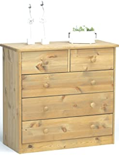 Ikea Rast Kommode Mit 3 Schubladen Aus Kiefer Massivholz Amazon De