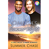 Omega's Summer Nights: A Summer Romance (Vale Valley Season 3 Book 2) (English Edition)