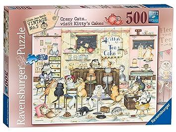Ravensburger Linda Jane Smith Vintage No. 5 - Puzzle de 500 ...