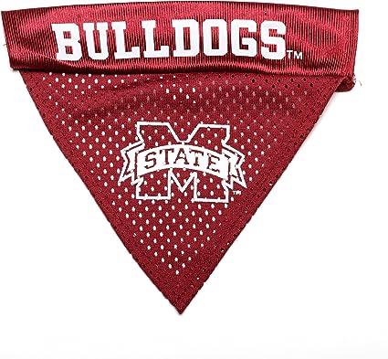 One Size Pet Goods NCAA Alabama Crimson Tide Collar Bandana