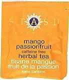 Stash Tea Mango Passionfruit Herbal Tea, 100 Count Box of Tea Bags in Foil