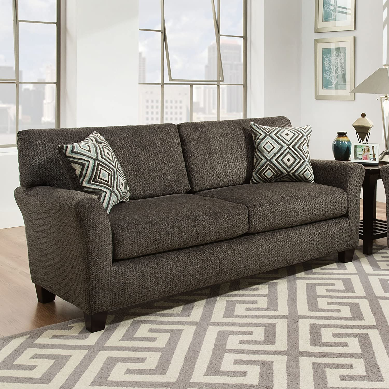 SoFab Fifth Avenue Charcoal (Sofa)