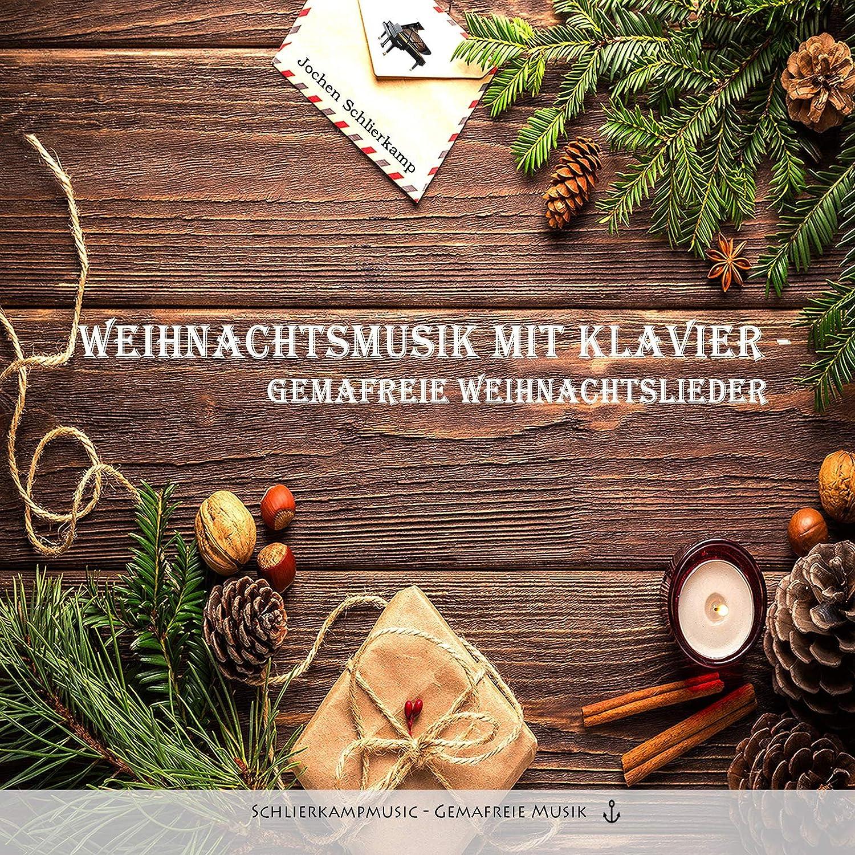 Weihnachtsmusik mit Klavier - Gemafreie Weihnachtslieder - Die ...