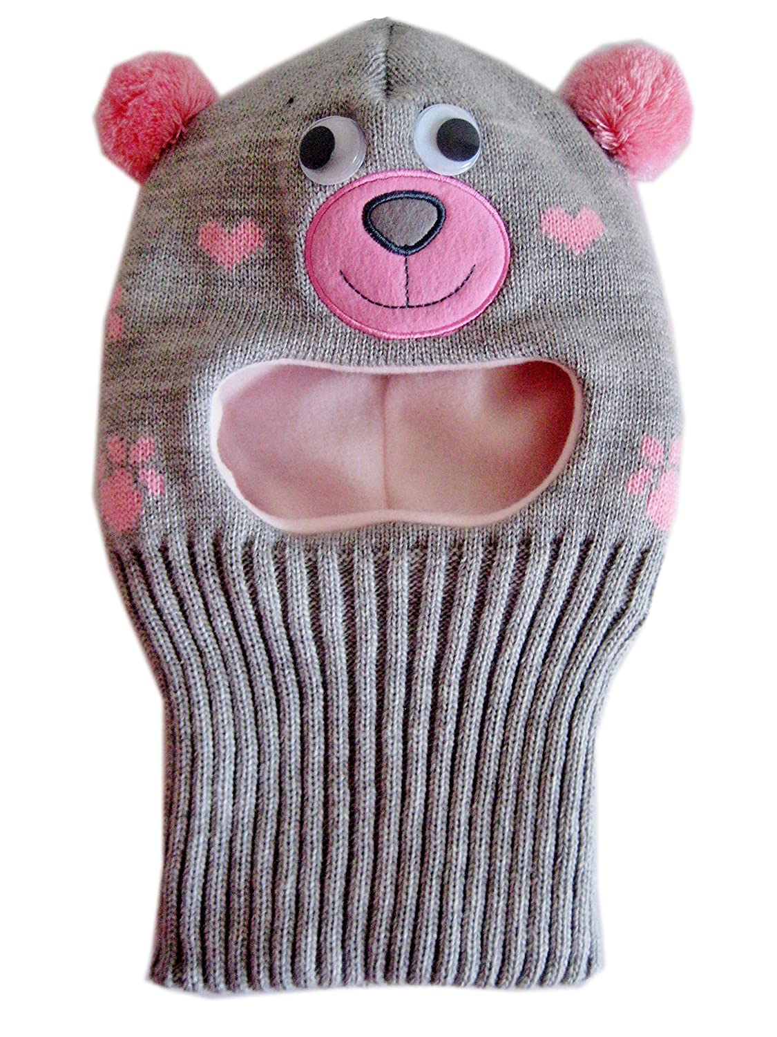 Well-liked Amazon.com: Frost Hats Warm Fleece Lined Toddler Balaclava M-BAL  SG24