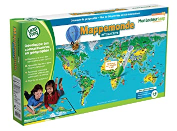 Leapfrog tag book world map version franaise educational leapfrog tag book world map version franaise gumiabroncs Gallery
