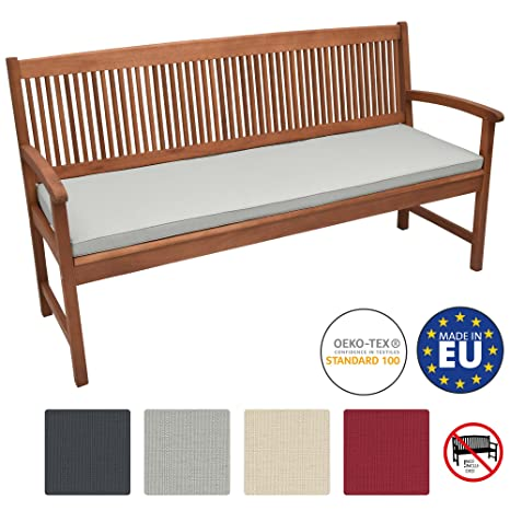 Sedie E Panche Da Giardino.Clp Cuscino Per Mobili Da Giardino I Cuscino Per Sedie E Panche In