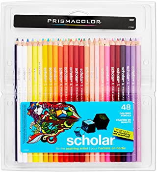 Prismacolor Scholar 48 Colored Pencils