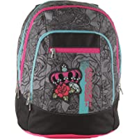 Seven Advanced Backpack - Roses Girl Zainetto per bambini, 43 cm
