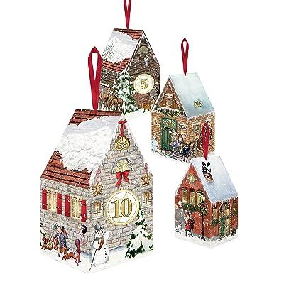 Alison Gardner - Decoración para colgar en casa de Navidad: Hogar