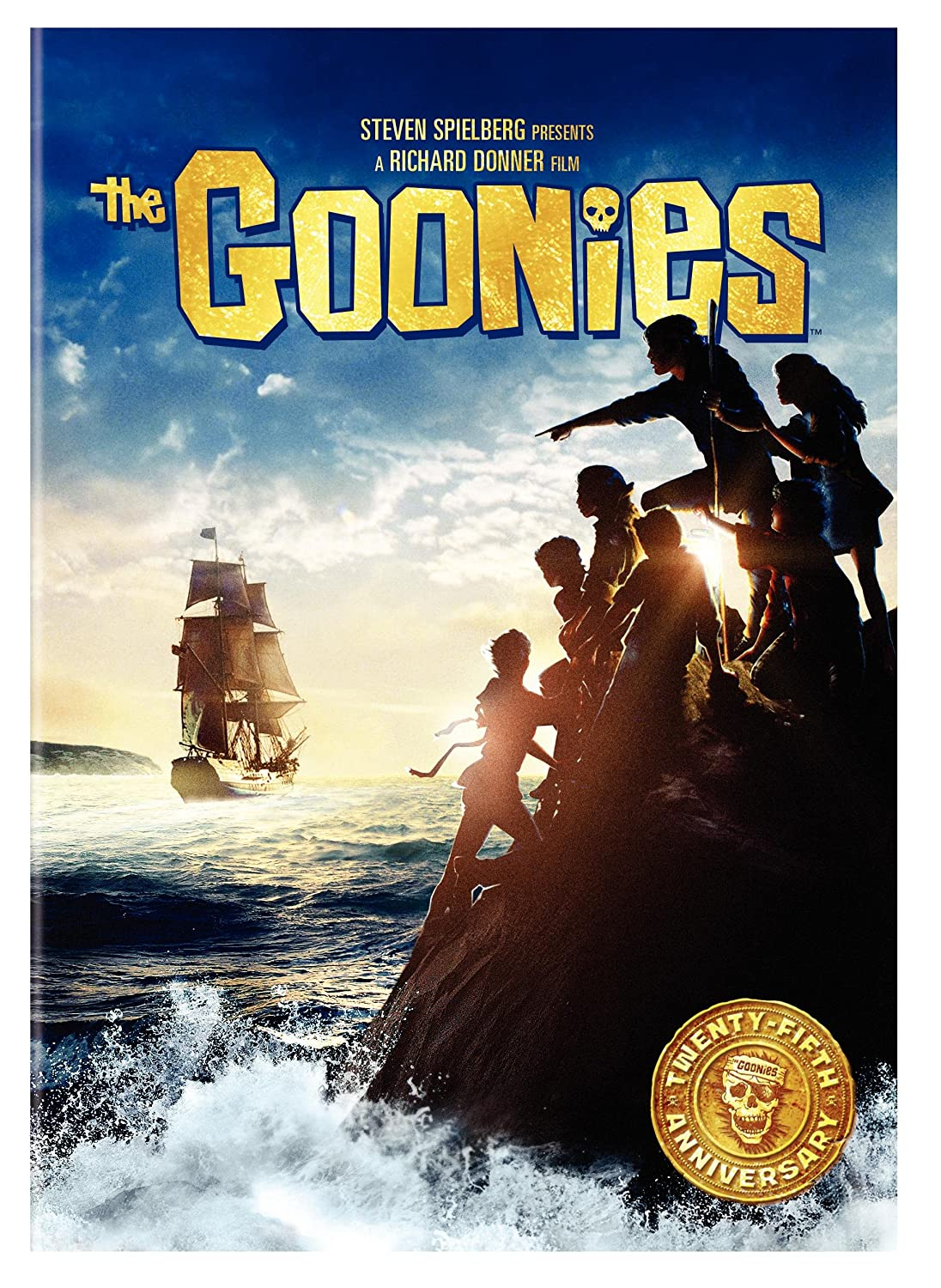 the goonies 25th anniversary dvd