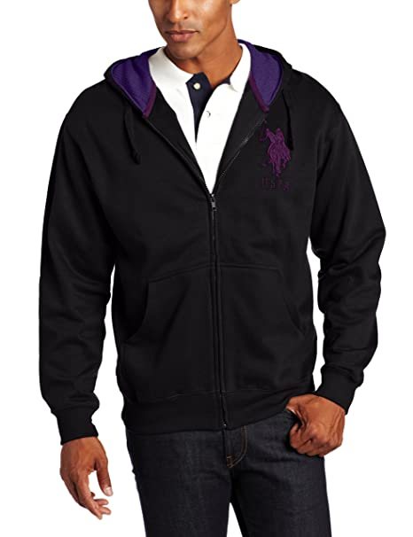 Amazon.com: U.S. Polo Assn. – Chaqueta sudadera con capucha ...