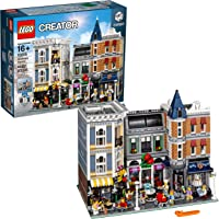 Deals on LEGO Creator Expert Assembly Square 10255 Kit 4002 Pieces