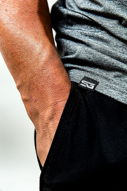 Ropa Deportiva Funcional Entrenamiento Adecuada para Workout Camiseta de Tirantes Satire Gym Camiseta Stringer para Hombre