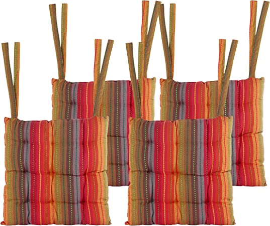 Amazon.com: Cotton Craft – Juego de 4 – 17 x 17 pulgadas ...