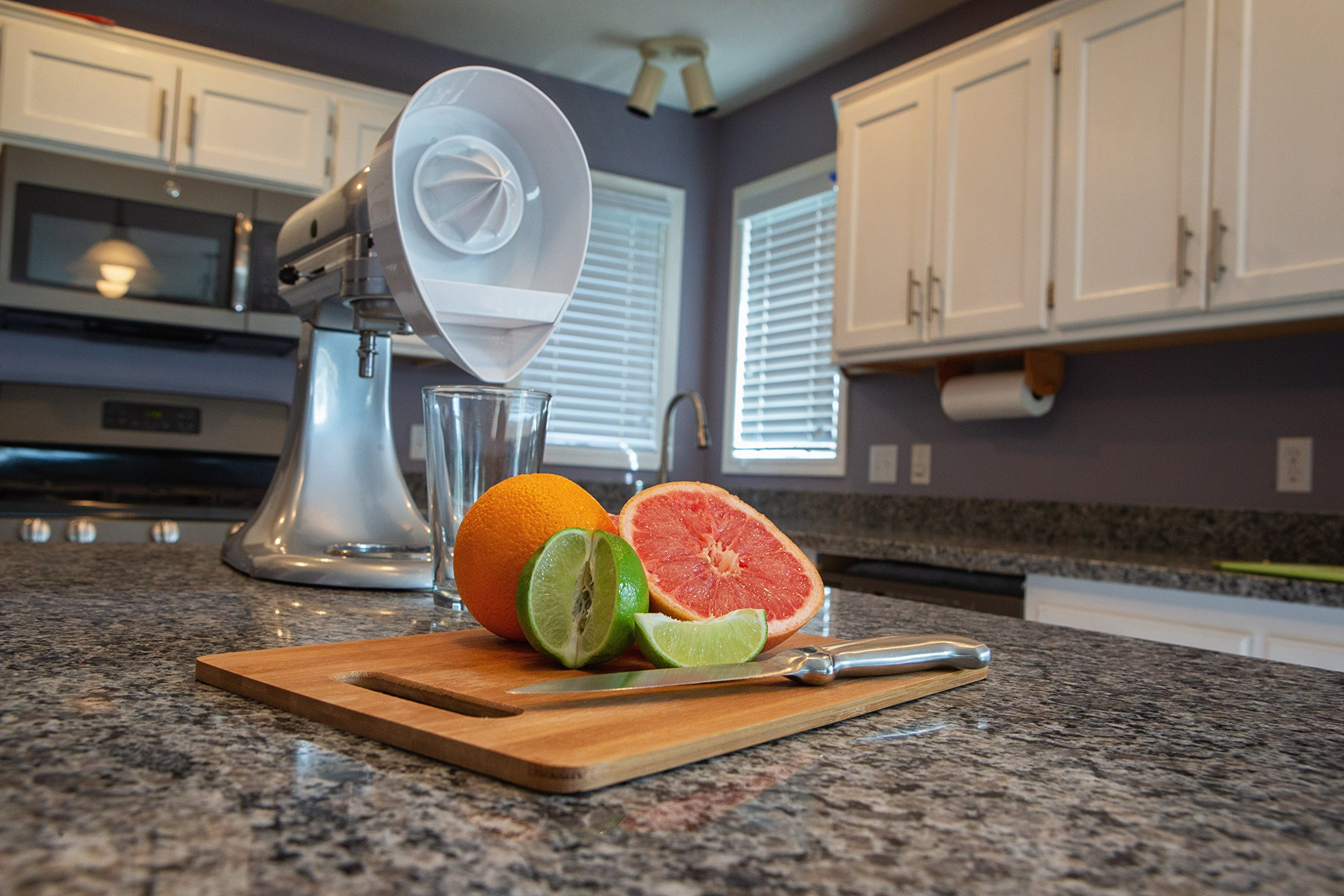 Juicer Attachment For Kitchenaid Stand Mixers By Essential Values by Essential Values (Image #2)