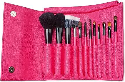 Dermacol Estuche de 12 Brochas de Maquillaje - 5 gr: Amazon.es: Belleza