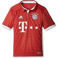 adidas FCB H JSY Y Camiseta 1º Equipación del Bayern FC Niños