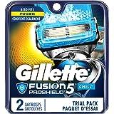 Gillette Fusion ProShield Chill Men's Razor Blade Refills, Mens Razors / Blades