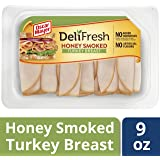 Oscar Mayer, Deli Fresh Smoked Turkey Breast, 9 oz