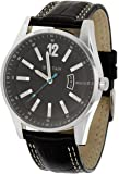 Titan Octane Analog Black Dial Men's Watch - NE9322SL04A