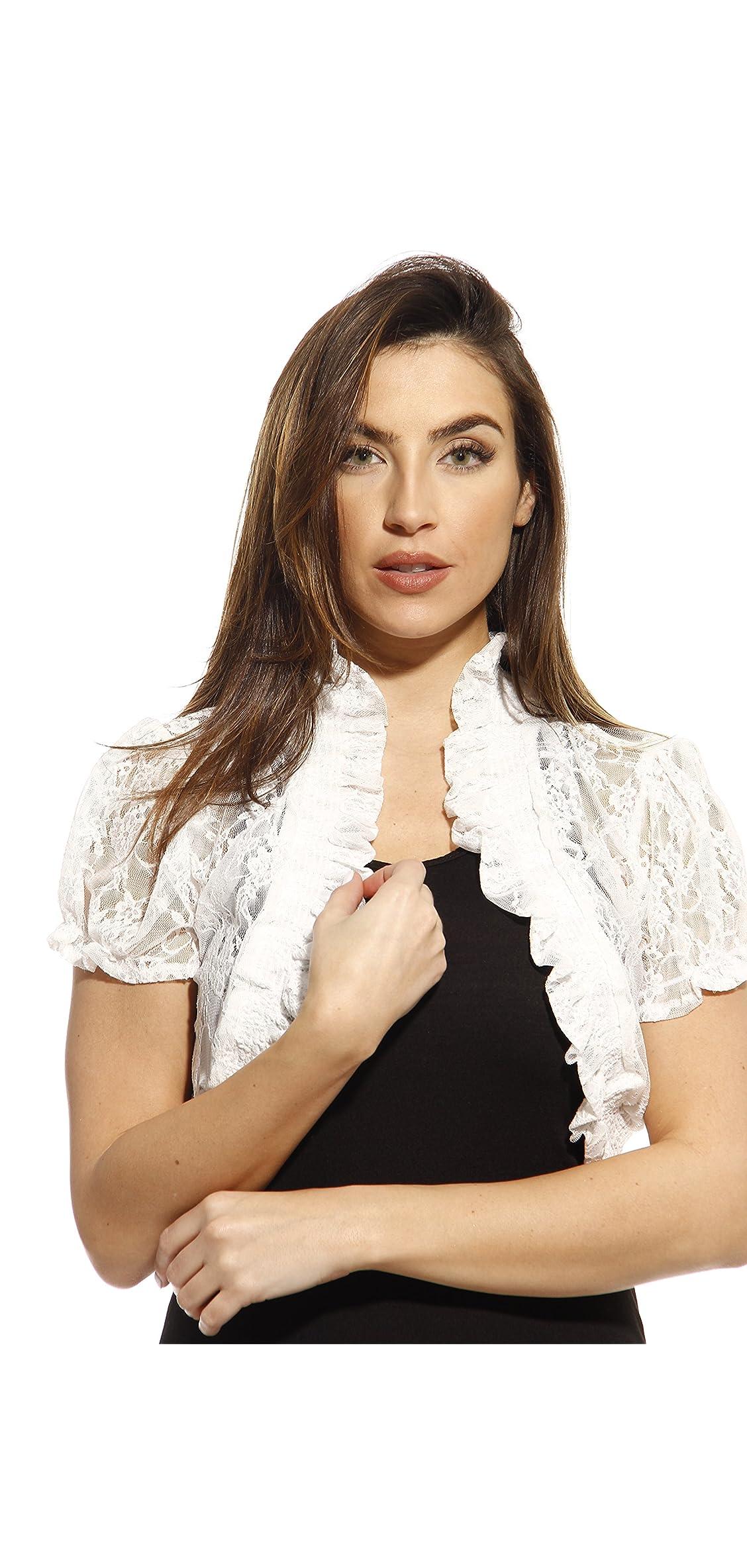 Lace Shrug Shrugs Women Cardigan