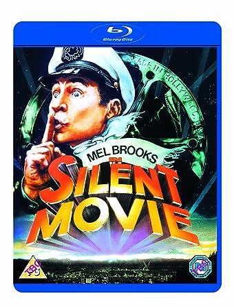 Amazon Com Silent Movie Blu Ray 1976 Movies Tv