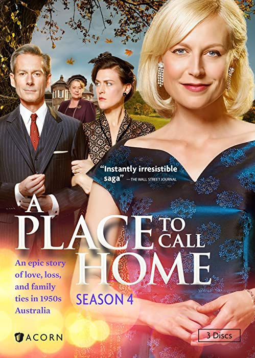 Top 8 Place To Call Home Dvd Season 4
