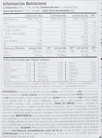 Starlabs Nutrition WP8 Myobolic Ice Coffee - 2270 gr