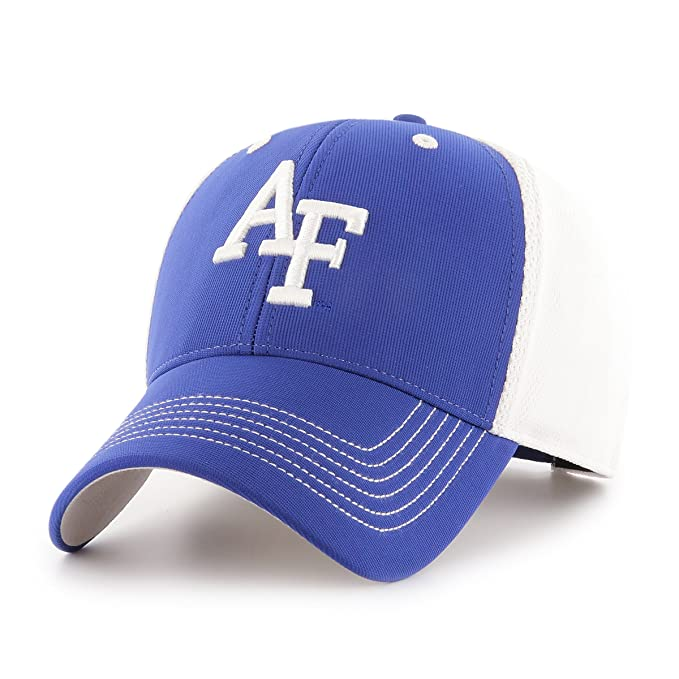 pretty nice 4d28c a2531 Amazon.com   NCAA Air Force Falcons Sling OTS All-Star MVP Adjustable Hat,  Royal, One Size   Clothing