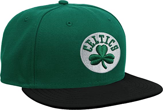 A NEW ERA NBA Basic Boston Celtics Gorra, Hombre: New Era: Amazon ...