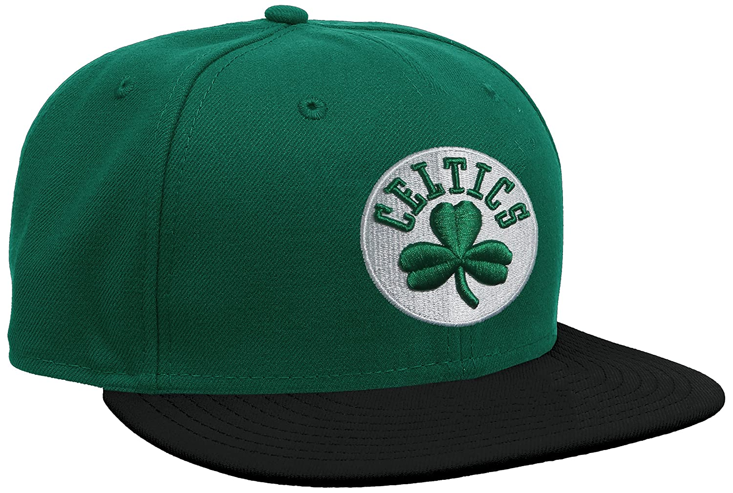 New Era 10862336 Gorra, Unisex niños, Verde/Negro, 6 3/4: Amazon ...
