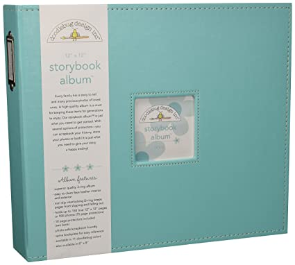 Amazon Doodlebug Design Swimming Pool Storybook For