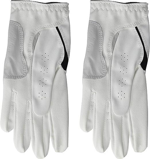 Guantes de golf para hombre, diseño de FootJoy WeatherSof (2 ...