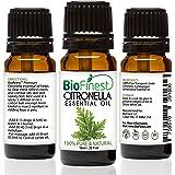 Biofinest Citronella Oil - 100% Pure Citronella Essential Oil - Organic - Therapeutic Grade - Best For Aromatherapy…