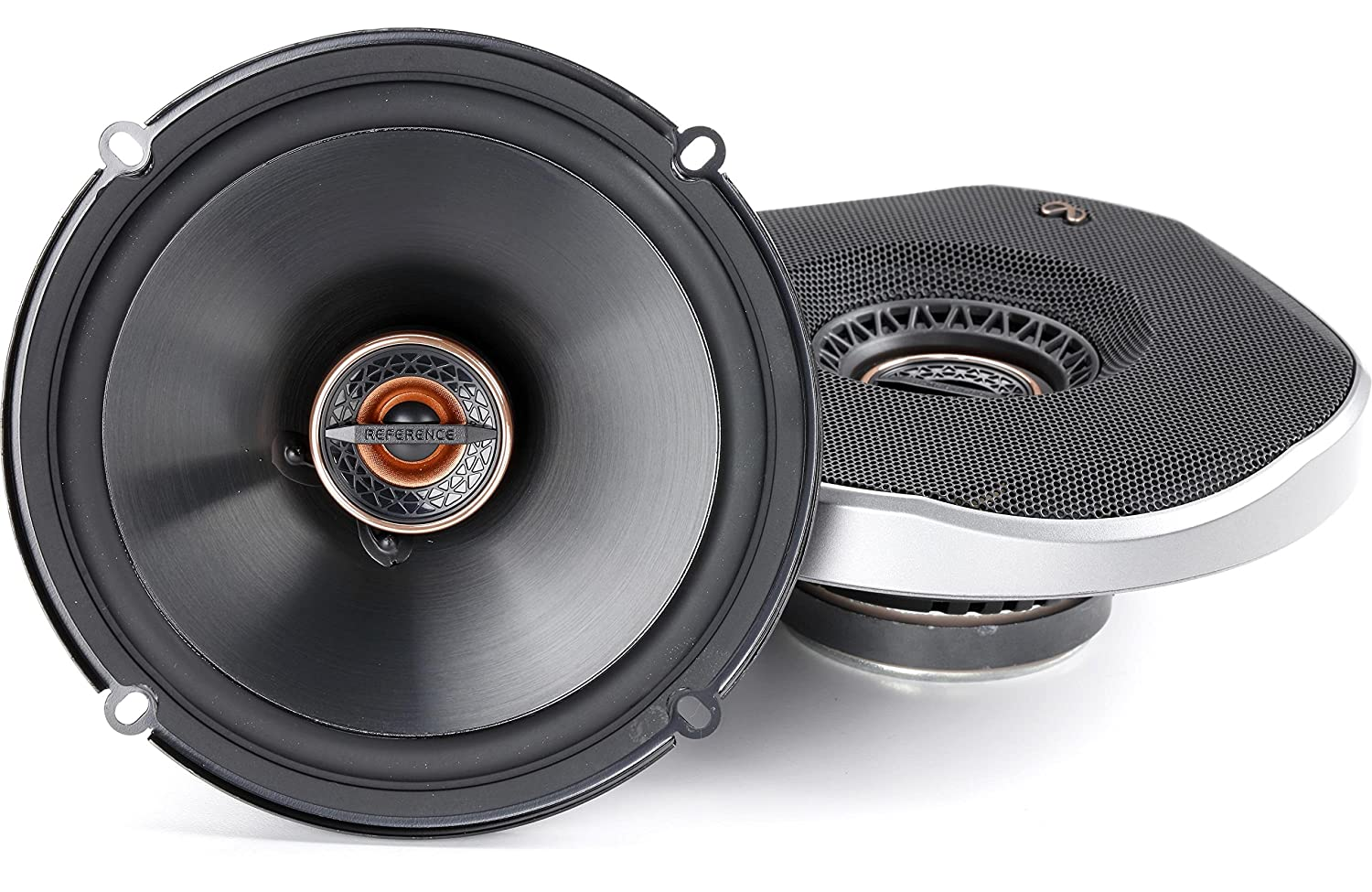 Infinity Ref 6522ex Shallow Mount 6 1 2 Inch Coaxial Car Dodge Ram Speaker Wiring Front Speakers Cell Phones Accessories