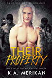 Their Property (Dark Gay Harem Contemporary Romance) (Four Mercenaries Book 3) (English Edition)