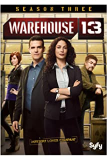 "Warehouse 13 Season 4 Review ""-All The Time In The World""- 