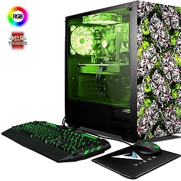 VIBOX Pyro GMR780-347 Gaming PC Ordenador de sobremesa con ...