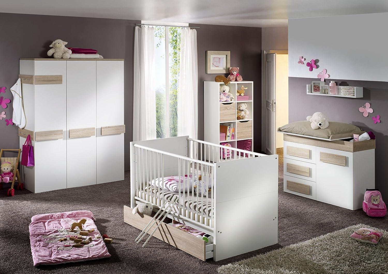 bilder fr babyzimmer babyzimmer mit bett x cm alpinweiss rosa woody with bilder fr babyzimmer. Black Bedroom Furniture Sets. Home Design Ideas