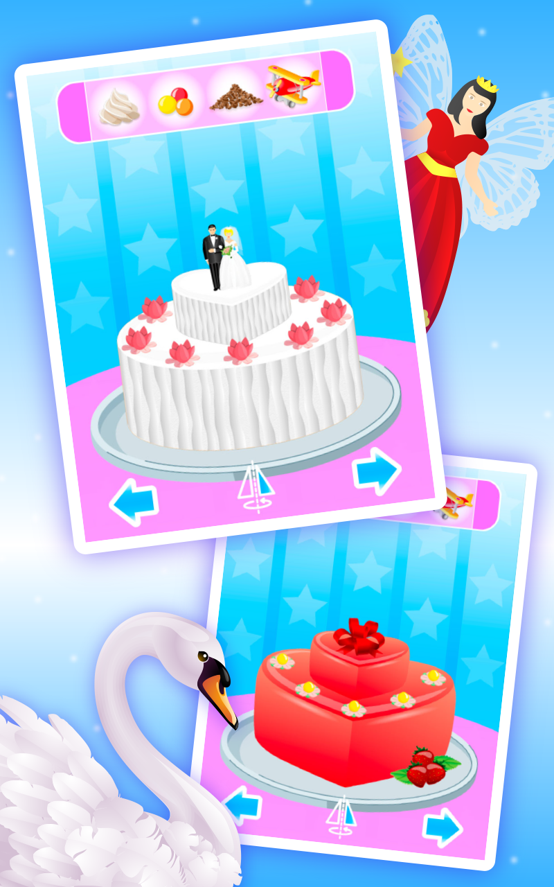 Amazon Cake Maker Kids Cooking Game Appstore For Android