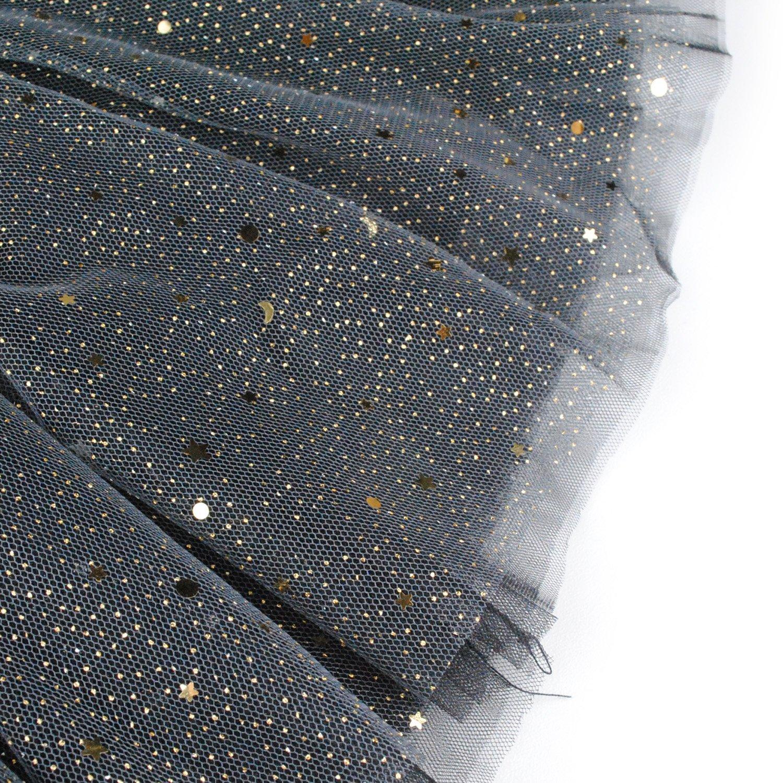 GirlsTulle Tutu Skirt,Pure Color Layered Ballet Dance Dress up Skirt Soft Lining