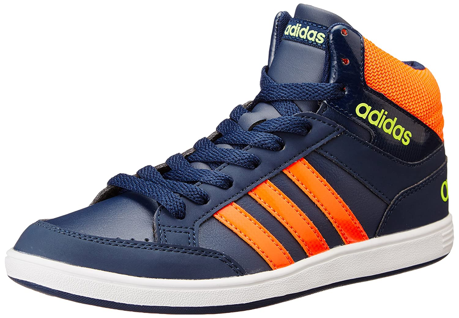 adidas Boy s Hoops Mid K Trainers  Amazon.co.uk  Shoes   Bags c0b8d8240fe
