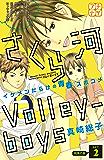 さくら河 Volley―boys プチデザ(2) (デザートコミックス)