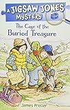 Jigsaw Jones: The Case of the Buried Treasure (Jigsaw Jones Mysteries)