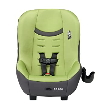 Cosco Scenera NEXT Convertible Car Seat With Easy Front Adjustment In Lime Punch Green